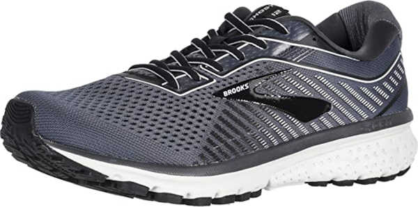 Best running shoes for wide feet - Brooks Ghost 12