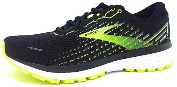 best running shoes for wide feet - Brooks Ghost 13