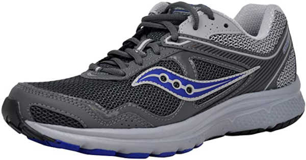 Best running shoes for wide feet - Saucony Cohesion 10