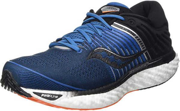 Best running shoes for wide feet - Saucony Triumph 17