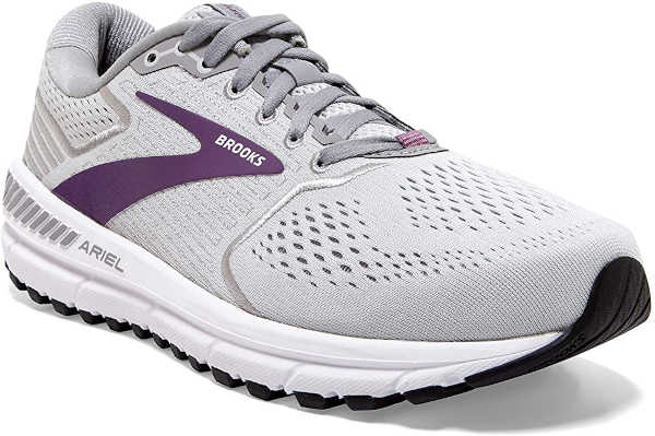 Best running shoes for wide feet - brooks beast and ariel