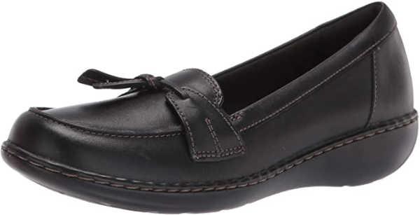 best shoes for sciatica - Clarks Women's Ashland Bubble Slip-On