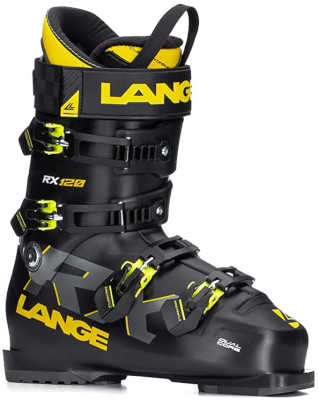 Best ski boots for wide feet - Lange RX 120 Boot