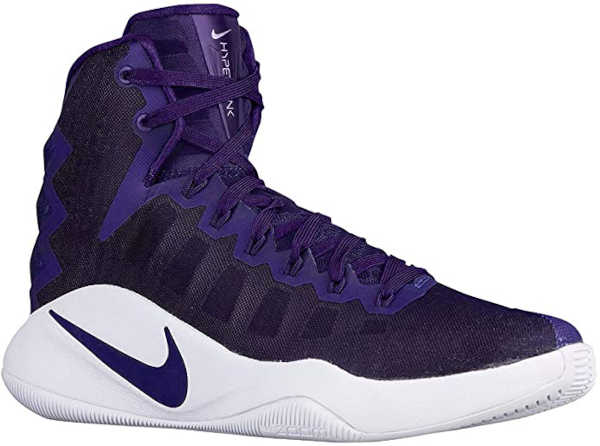 best basketball shoes for ankle support - Nike Women's Hyperdunk Basketball Shoes