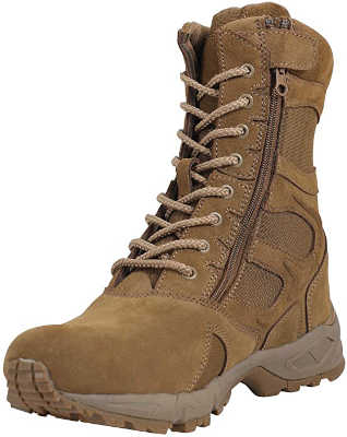 Best work boots for flat feet - Rothco Forced Entry wide