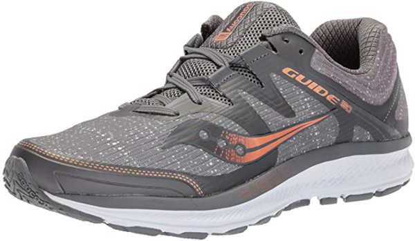 Saucony Guide Iso Running Shoe - best running shoes for shin splints
