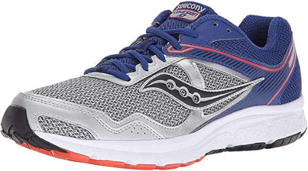 Best running shoes for tarsal tunnel syndrome - Saucony Men's Cohesion 10