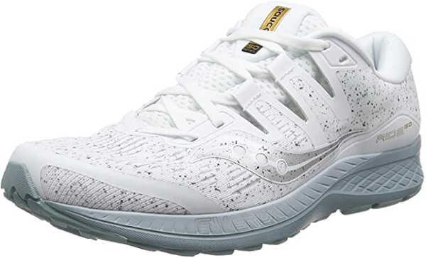 Best Shoes for Extensor Tendonitis - Saucony Ride ISO 2 Men extensor