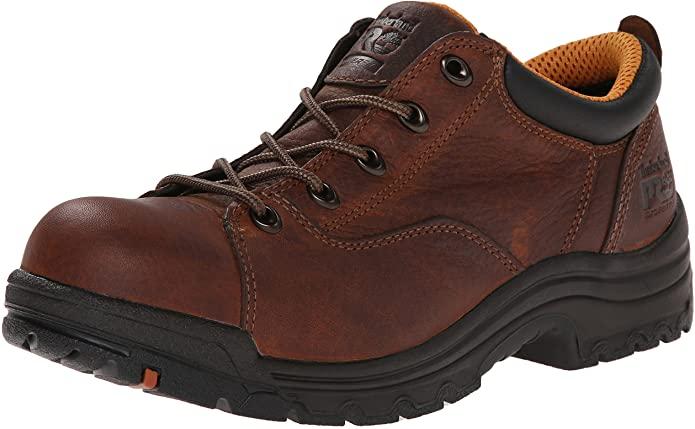 Best work boots for flat feet - Timberland Pro Women's Titan Oxford flat
