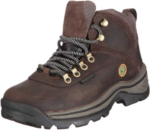 Best Work Boots for Sore Feet - Timberland Women's White Ledge Mid Ankle Boot sore