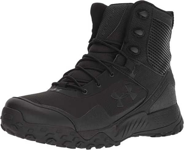 Best Work Boots for Sore Feet - Under Armour Men's Valsetz RTS 1.5 sore