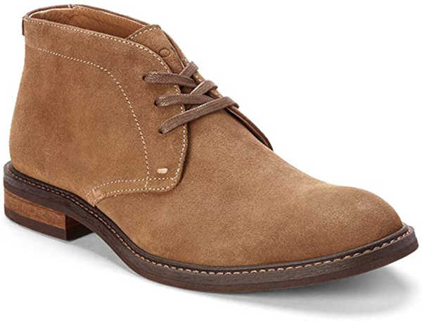 Best Boots for Plantar Fasciitis - Vionic Men's Bowery Chase Chukka Boot