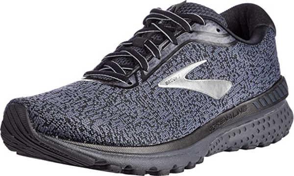 brooks adrenaline gts 20 - best running shoes for shin splints