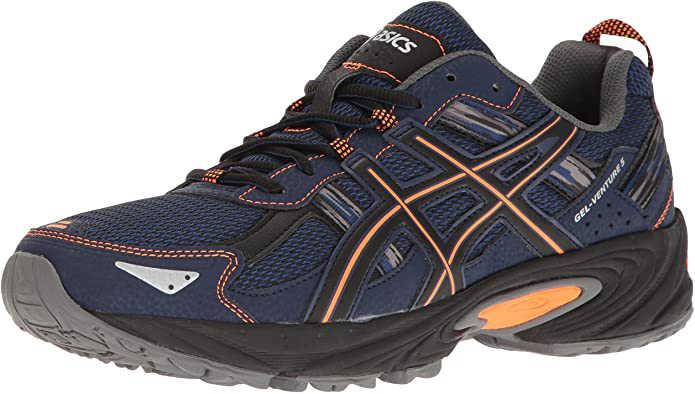 asics gel venture 5 - best running shoes for shin splints