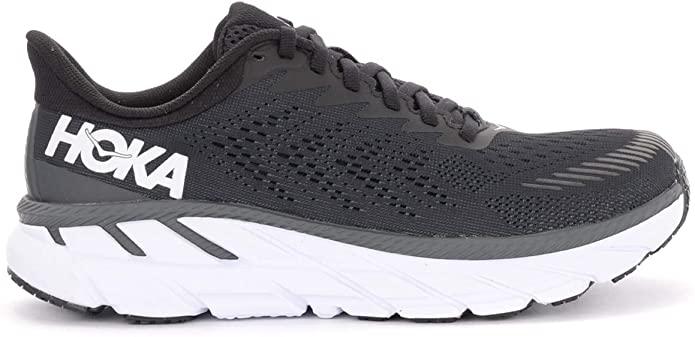 hoka one one clifton 7 - best running shoes for shin splints