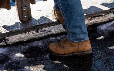 Should I Put Insoles in My Work Boots?